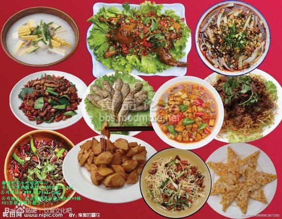 浅谈中国古代饮食文化发展变迁史图片