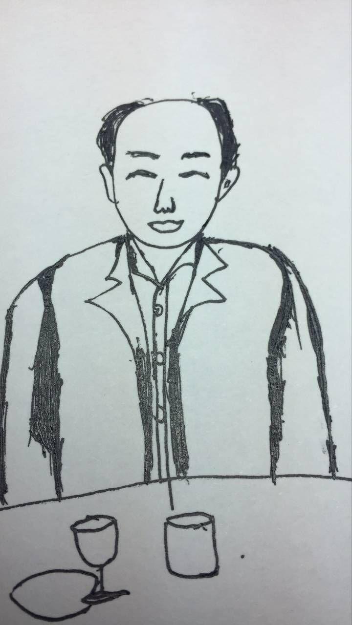 我画你猜 之九 东海钓夫 谈天说地