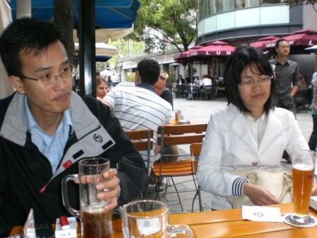 2008年4月上海 文信 小麦.jpg