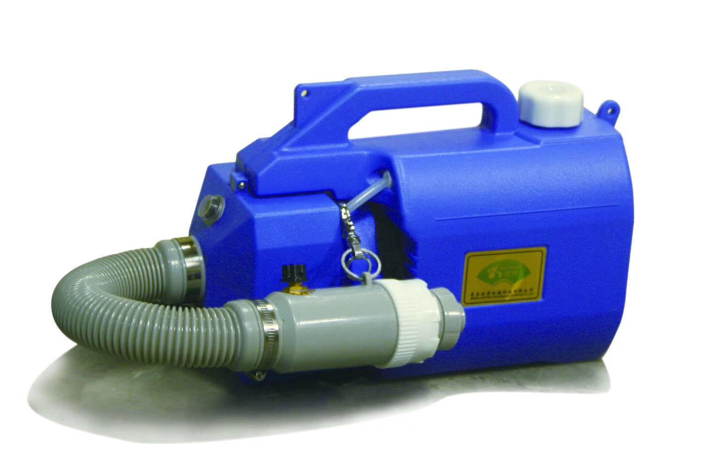 超低容量消毒喷雾器国家卫计委指定对新冠病毒有效设备