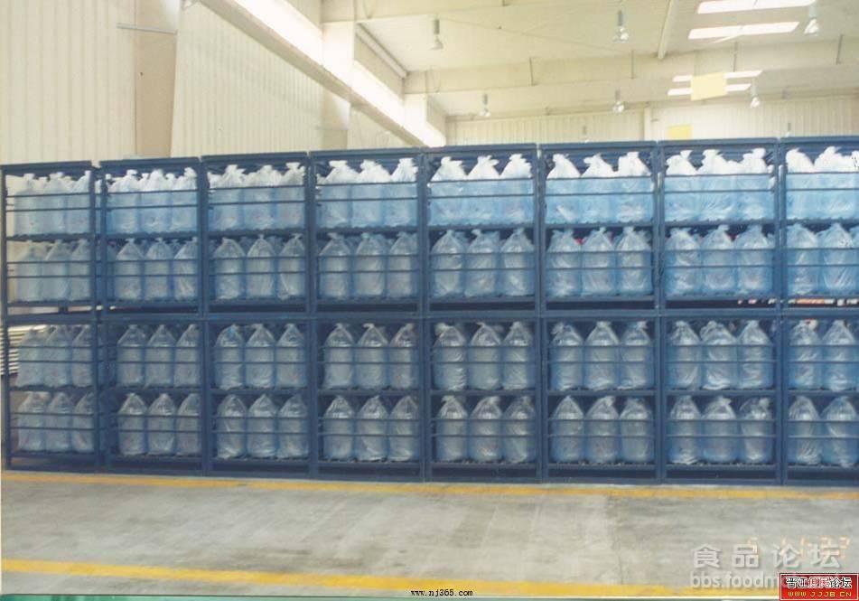 桶装水在运输中用什么转运架